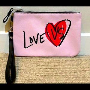 Victoria's Secret Zip bag